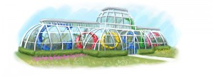 Kew's Google Doodle